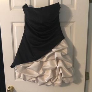 90's style short prom dress juniors size 11/12.